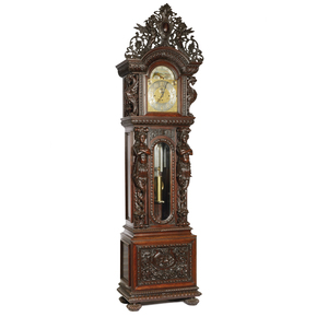 R.J. Horner Tall Case Clock