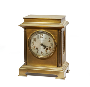 Shreve, Treat & Eacret Mantel Clock