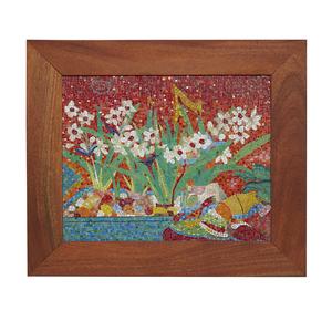 Attrib. to Benjamino Bufano (1898-1970), Floral Mosaic