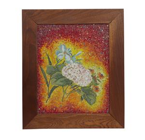 Attrib. to Beniamino Bufano (1898-1970), Floral Mosiac