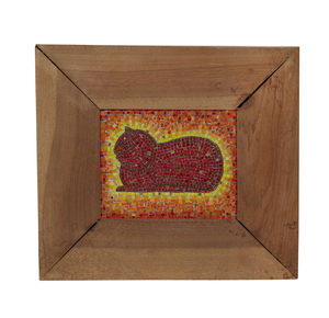 Attrib. to Beniamino Bufano (1898-1970), Cat Mosaic