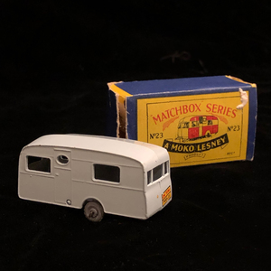 Matchbox Trailer No. 23