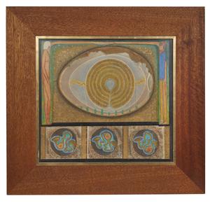 Attrib. to Beniamino Bufano (1898-1970), Mixed Media