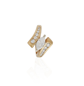 Diamond 18k Ring