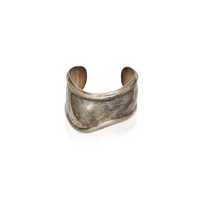 Tiffany Sterling Silver Cuff by Elsa Peretti