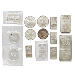 Misc. .999 Silver Coins