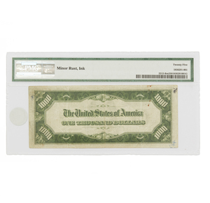 $1000 1934A Federal Reserve Note New York