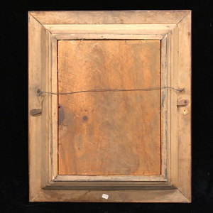 Fancy Victorian Display Frame