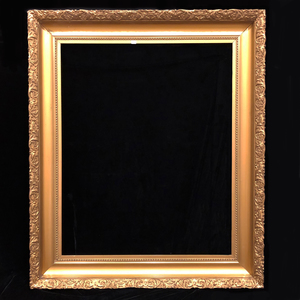 Large Gold Antique Frame