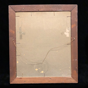 Walnut Antique Frames