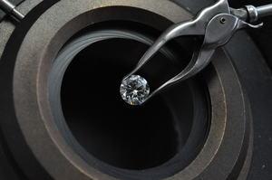 1.40 Carat Round Brilliant I1 Diamond with GIA Certification