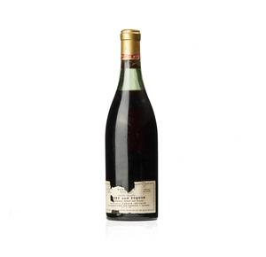 1959 Avery and Esquin Richebourg Wine