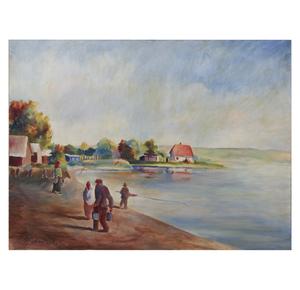 Tihamer Gyarmathy (1915-2005) Painting