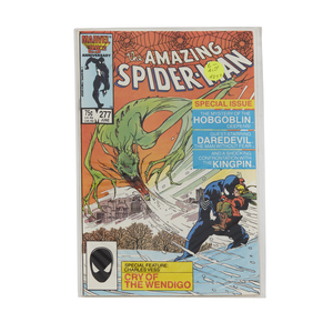 The Amazing Spider-Man, Issues 277 - 297