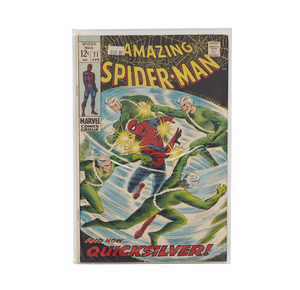 The Amazing Spider-Man, Issues 71 - 120