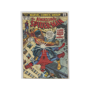 The Amazing Spider-Man, Issues 123 - 175