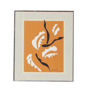 Serigraph: after Matisse 877/975
