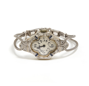 Lady's Vintage Diamond Watch