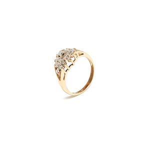 Diamond 14k Ring