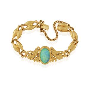 22k Opal Bracelet