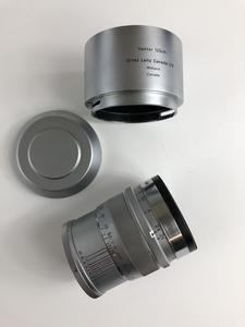 Ernst Leitz Canada Ltd. Midland Hektor f=12.5 cm 1:2.5 Nr. 1214211 Camera Lens
