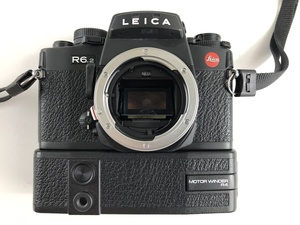 Leica R6.2 Motor Winder Camera