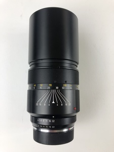 Ernst Leitz TELYT - R 1:4/250 MM Camera Lens with Cap