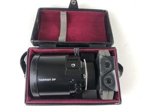 Tamron SP 500mm Lens in Original Box