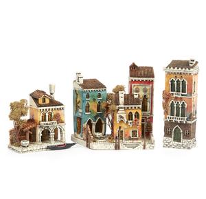 Giovanni Moro Miniature Village