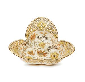 Zsolnay Porcelain Dish