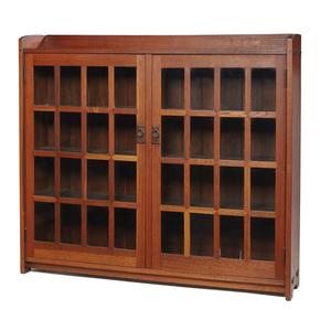 Gustav Stickley Bookcase #544