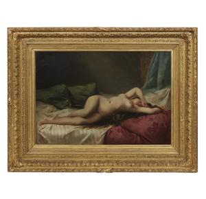 Angelo Asti (1847-1903) Painting