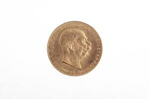 Austrian 100 Corona Gold Coin 1915