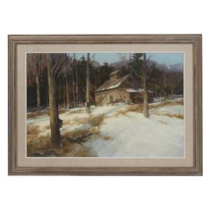 Paul Strisik (1918-1998) Painting