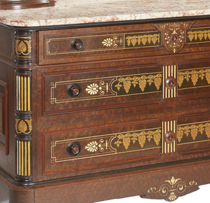 Herter Brothers Dresser Commissioned for Thurlow Lodge