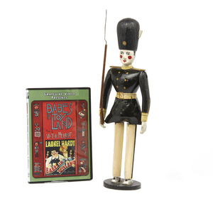 Babes in Toyland, Laurel and Hardy, Stop-Motion Animation Soldier