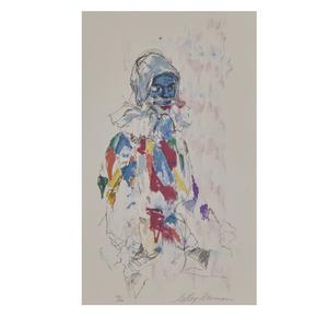 "Leroy Neiman (1921-2012), Lithograph, ""Harlequin"""