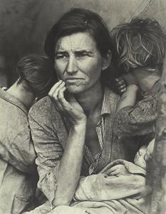 Dorothea Lange (1895-1965), Migrant Mother