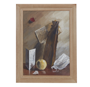 Van Day Truex (1904-1979) Painting
