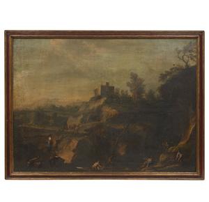 17th Century Italian School Painting