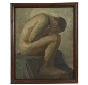 Painting of a Figure