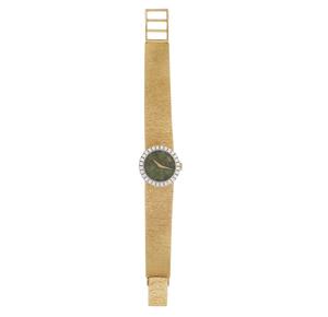 Lady's 18k Baume & Mercier Watch