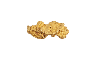 Gold Nugget, 52 grams