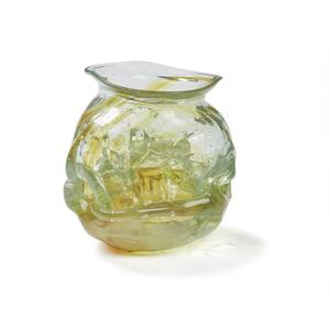 Peter Bramhall (b. 1942) Art Glass Vase