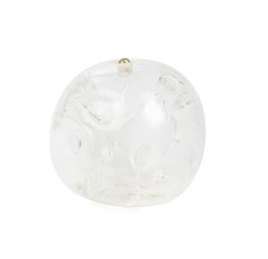 Peter Bramhall (b. 1942) Clear Glass Orb