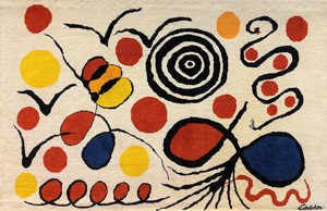 Large Carpet after Calder