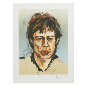 Ronnie Wood Giclee,