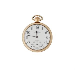 Ball Waltham Official Railroad Standard Pocket Watch