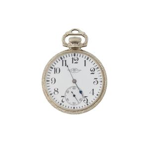 Ball Hamilton Official Railroad Standard Pocket Watch