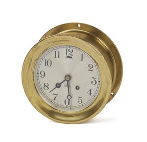 Chelsea Ship's Bell Clock, ca 1945-49